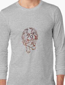 Georgie Vector Long Sleeve T-Shirt