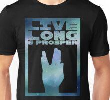 Live Long & Prosper Unisex T-Shirt