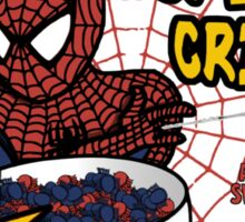 Spidey Crisp Sticker