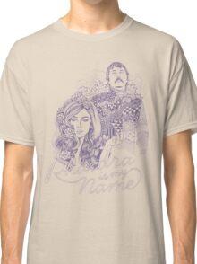 Phaedra is my Name- Dusty Purple Classic T-Shirt