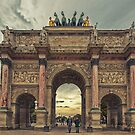 Arc-de-Triomphe du Carrousel - Paris by Yannik Hay