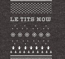 Le Tits Now | Let It Snow Unisex T-Shirt
