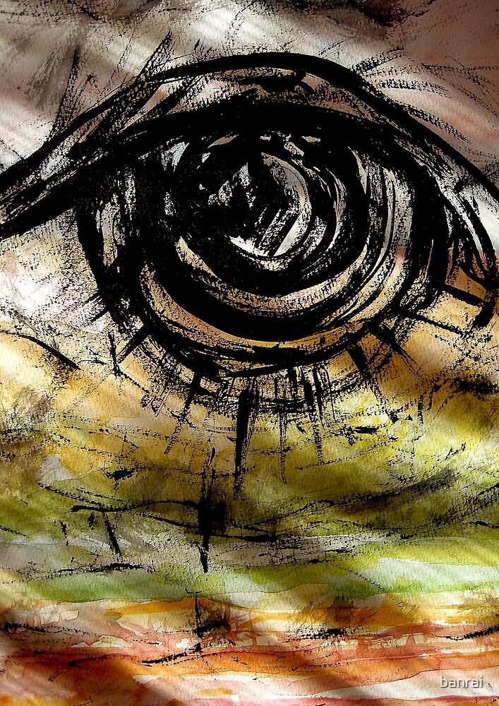 eye shadows.... seeing the land by banrai