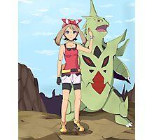 Pokemon May Photographic Print