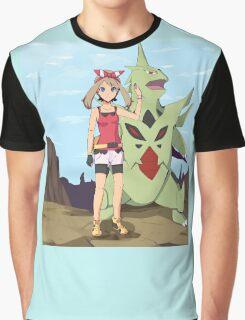 Pokemon May Graphic T-Shirt