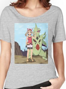 Pokemon May Women's Relaxed Fit T-Shirt