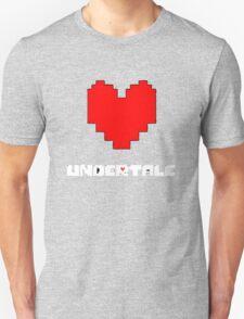 Undertale : Heart Unisex T-Shirt