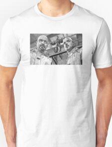 Breaking Bad - T-Shirt - Walt, Jesse, Gus. T-Shirt