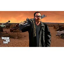 Walter 52 GTA style Photographic Print