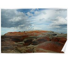 Colours - Bay of Fires Poster