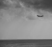 Alone on Air by Burcin Cem Arabacioglu