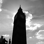 Big Ben by Oldbenkenobi