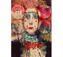 Pearly Queen Photographic Print