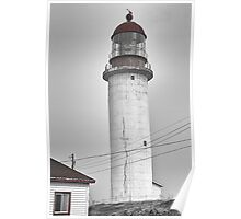 Cape Race Lighthouse Poster