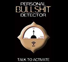 Personal Bullshit Detector by Samuel Sheats