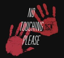 No Touching Please by Mac Poole