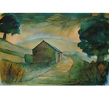 'Storiths, Yorkshire Dales' Photographic Print