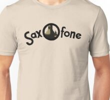 Saxofone with Sax and his Sax  Unisex T-Shirt