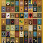 Breaking Bad - 62 posters yellow by zsutti