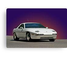 1987 Porsche 928 S4 Canvas Print