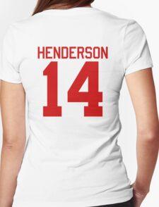 Logan Henderson jersey - red text T-Shirt