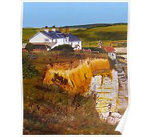 Cuckmere Cottages Poster