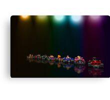 Street Racer pixel art Canvas Print