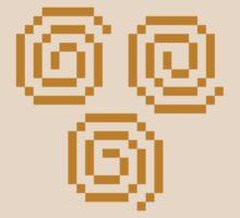 8bit Air Nomad Symbol2 3nigma by CrissChords