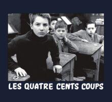 400 Blows/Les Quatre Cents Coups Iconic Image Kids Clothes