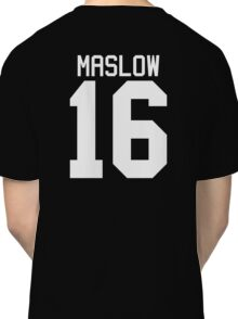 James Maslow jersey - white text Classic T-Shirt