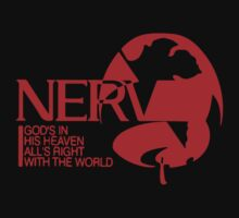 NERV Kids Clothes