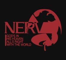 NERV Kids Clothes