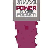 POWER in your POCKET by Sean Verhaagen