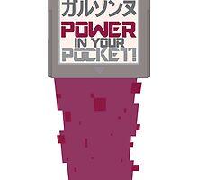 POWER in your POCKET by Sean Verhaagen