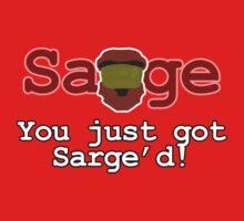 Sarge by Zambina