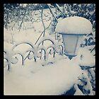 lying snow by HollyNewts
