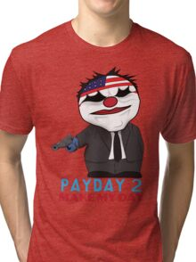South Park PayDay Tri-blend T-Shirt