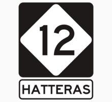 NC 12 - Hatteras by IntWanderer