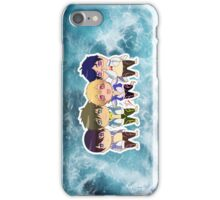Free! group iphone iPhone Case/Skin