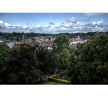 Morpeth View Photographic Print