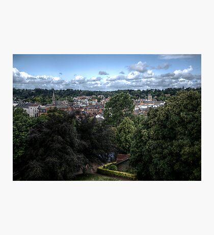 Morpeth View Photographic Print