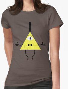 Semper Vigilantem - Minimalism Fan Art Womens Fitted T-Shirt