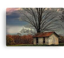 """"""" A Structure of Sorts """" Canvas Print"""