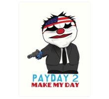South Park PayDay Art Print
