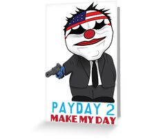 South Park PayDay Greeting Card
