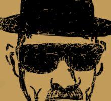 Wanted - Heisenberg Sticker