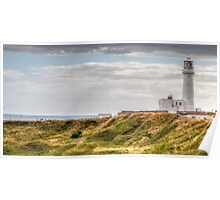 Flamborough Head Lighthouse Poster