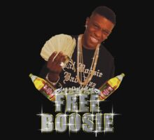 FREE BOOSIE by IndigoClothing