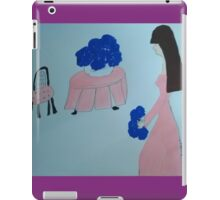 The Blue Hydrangea  iPad Case/Skin