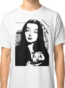 Morticia Addams Classic T-Shirt